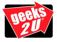 Geeks2U Computer Repairs
