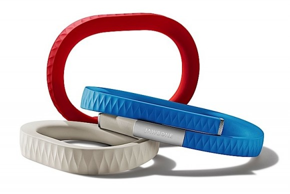 Jawbone UP wristband