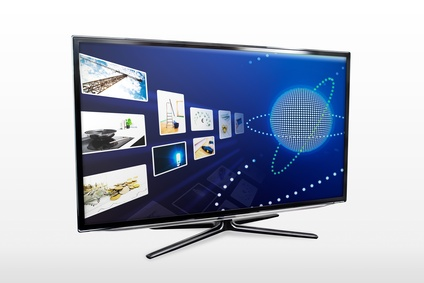 high definition tv screen