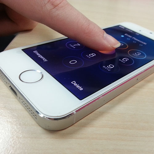 iphonepincode