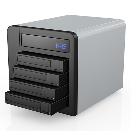 nas with four disks